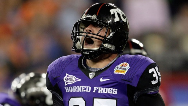No. 20 Horned Frogs Still Look for `Complete Game'