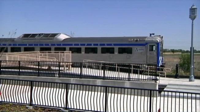 Historic Railroad May Roll Into North Texas