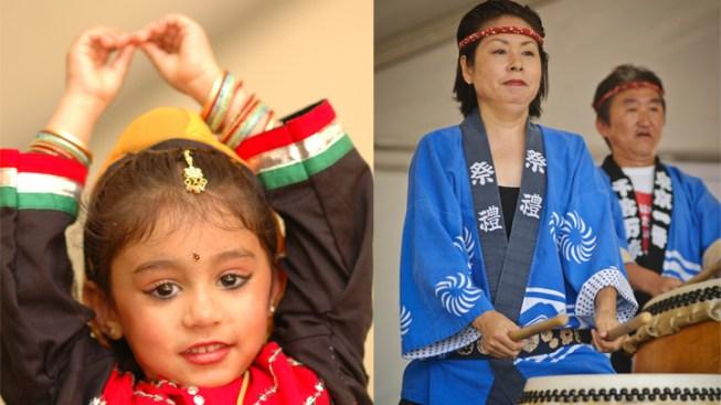 23rd Annual Asian Festival