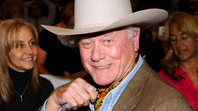 Hagman to be Honored at Southfork Sunday