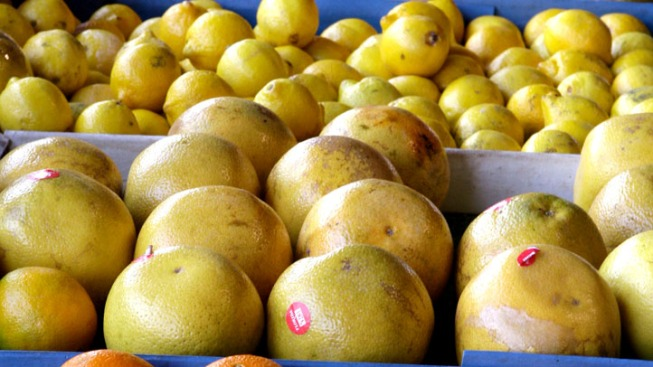 Grapefruit May Turn More Drugs Deadly