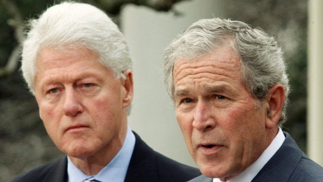 House Bill Would Cap Expenses for Ex-Presidents