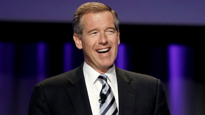 Brian Williams Taking Leave of Absence for Knee Surgery