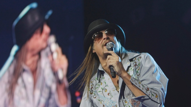 Kid Rock, Detroit Orchestra Team Up