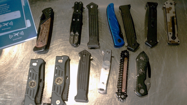 TX Lawmakers Consider Legalizing Switchblades