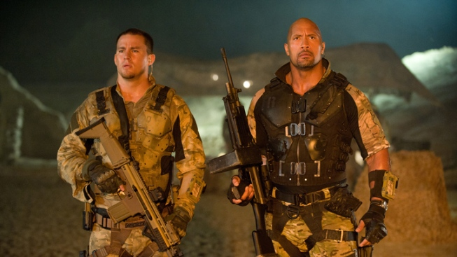 """G.I. Joe"" Gets New Marching Orders"