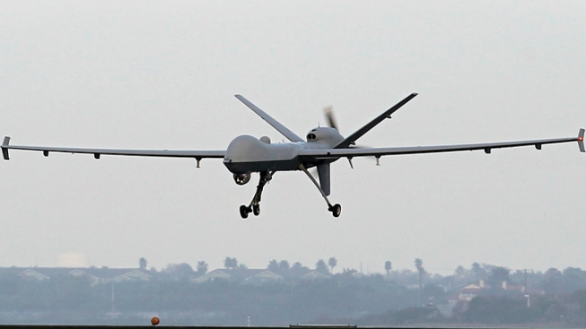 Homeland Security Crashes Drone Into Pacific Off California Coast