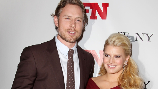 First Photo: Meet Jessica Simpson's Baby Boy Ace Knute!