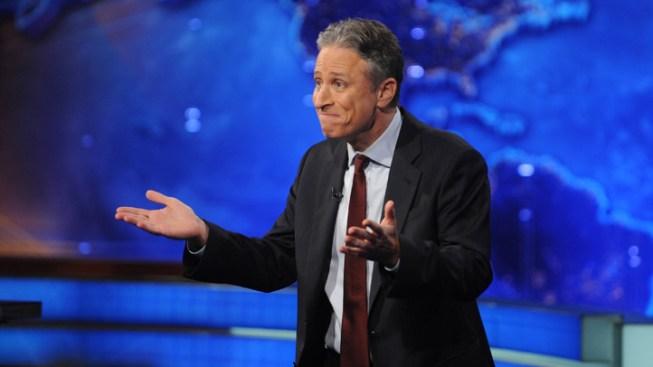 """Jon Stewart Applauds Obama's Gay Marriage """"Evolution"""""""