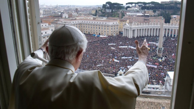 Pope Changes Conclave Rules, Allows Earlier Start