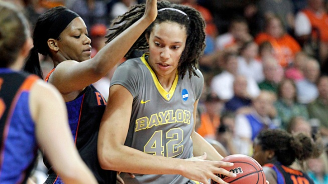 Baylor's Brittney Griner Leads All-American Team