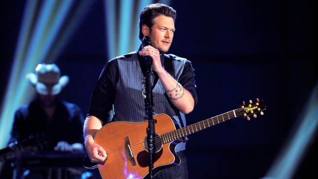 Blake Shelton to Headline Cattle Baron's Ball