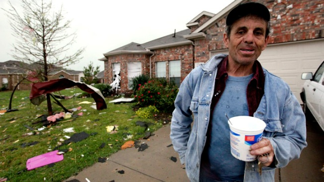 Dallas County Declares Disaster from Storms