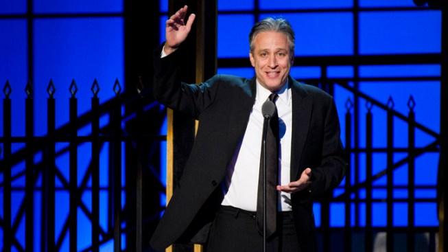 Jon Stewart Slams Bloomberg's Soda Ban