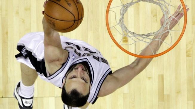 """""""Nasty"""" Spurs Strike First Against Thunder"""