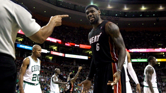 Celtics Beat Heat in OT