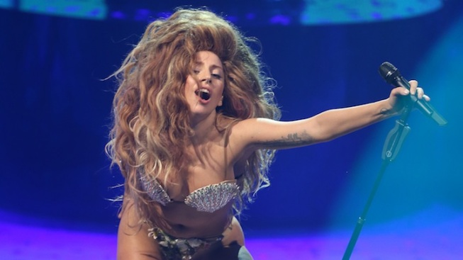 Lady Gaga to Headline First YouTube Music Awards Alongside Eminem and Arcade Fire