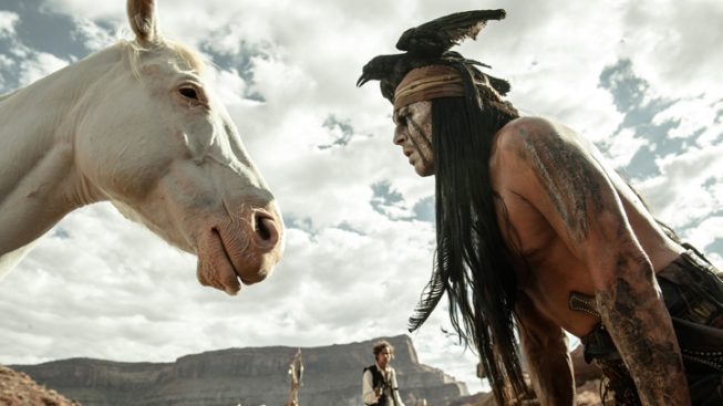 "Johnny Depp Blames Critics for ""Lone Ranger"" Bombing at the Box Office"