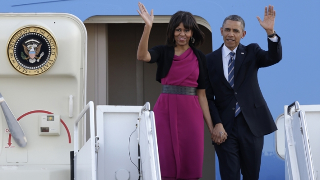 Barack and Michelle Obama Top Forbes' Most Powerful Couples List