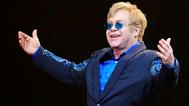 Elton John Dedicates Beijing Show to Dissident