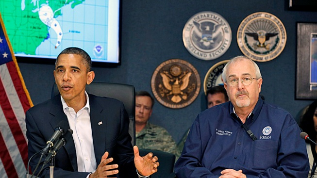 Obama, Romney Call Off Rallies Over Sandy