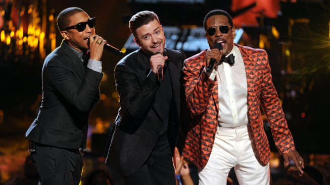 Timberlake Pays Tribute to Wilson, Lamar Wins 2 at BET Awards