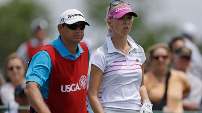 Korda Fires Caddie During Round at U.S. Women's Open