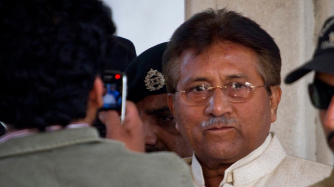 Pakistani Prosecutor in Musharraf Case Shot, Killed
