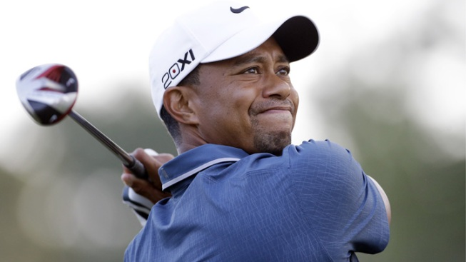 Woods, McIlroy, Scott Together at U.S. Open