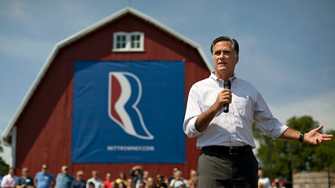 Romney: No One's Ever Asked To See My Birth Certificate