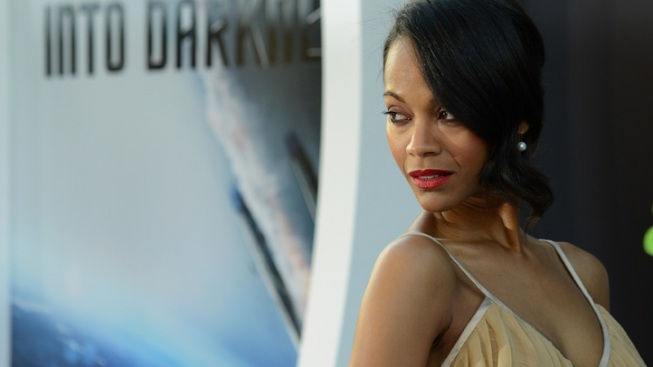 Zoe Saldana's Weight Revealed on Allure Cover