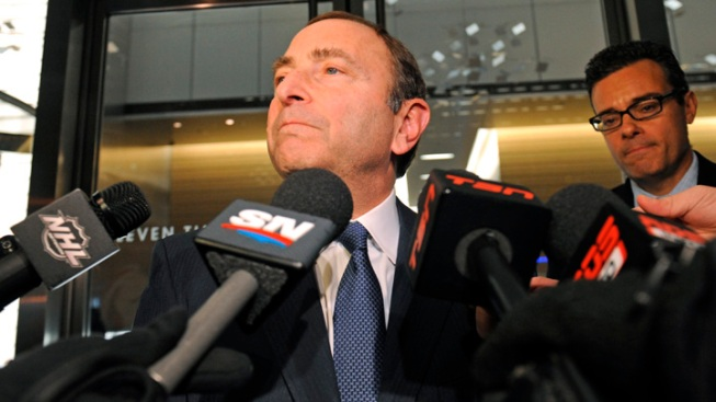NHL, Union Might Try Not Talking in Search of Deal