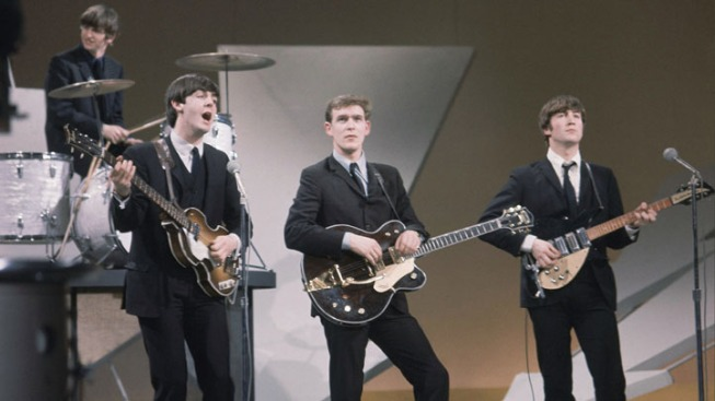 Rare Color Photos of The Beatles to Go Up for Sale