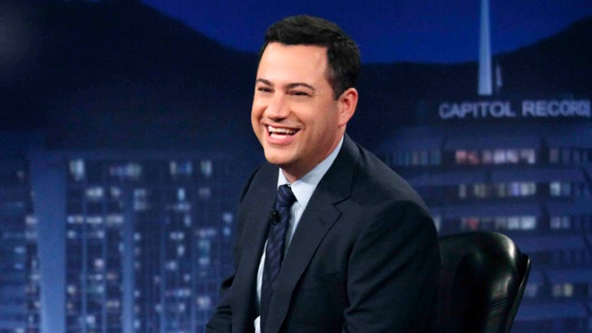 Jimmy Kimmel, Jimmy Fallon Score Audiences Despite Sandy; Letterman Soldiers on Solo