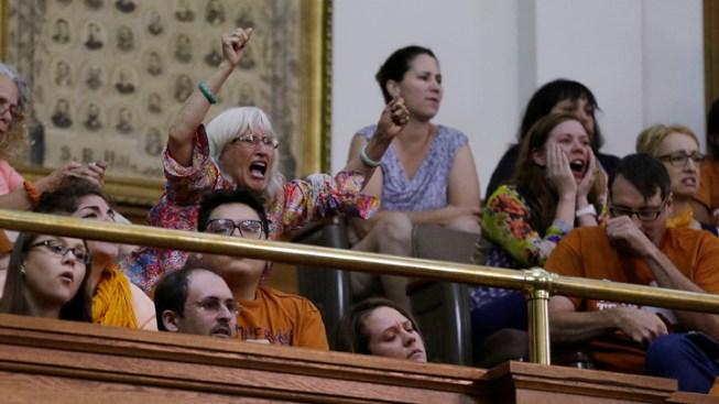Texas Senate GOP Passes Restrictive Abortion Bill