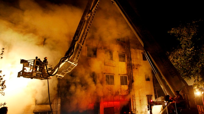 Bangladesh Factory Lost Fire Clearance Before Blaze