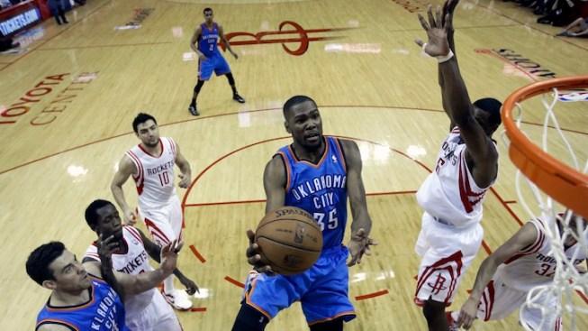 Oklahoma City Thunder Take 3-0 Series Lead