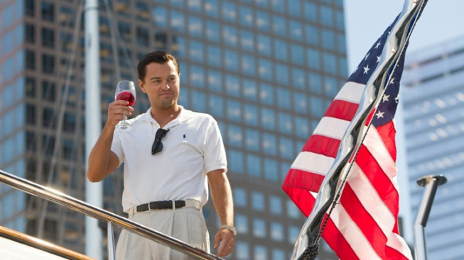 """Wolf of Wall Street"" Breaks F-Word Record"