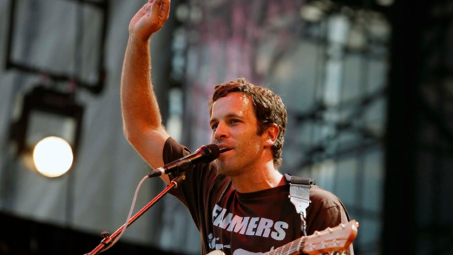Jack Johnson Steps in for Mumford & Sons at Bonnaroo