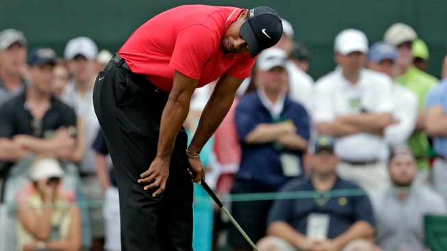 Woods Leaves Masters Empty-Handed One More Time