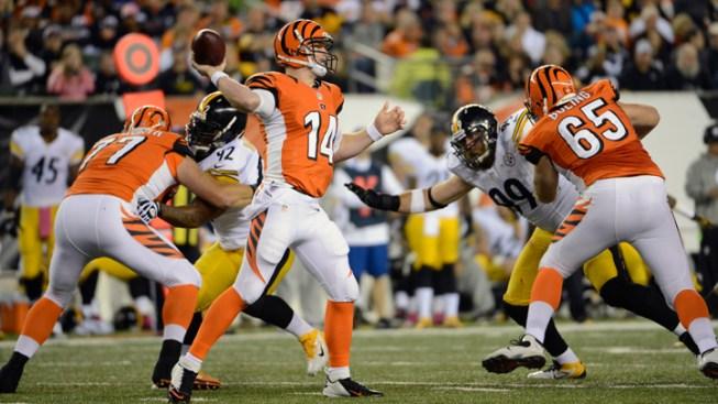 Depleted Steelers Beat Bengals 24-17