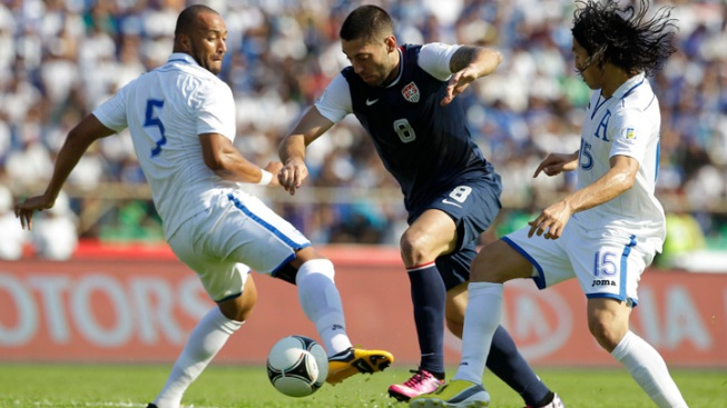 U.S. Loses to Honduras in World Cup Qualifier