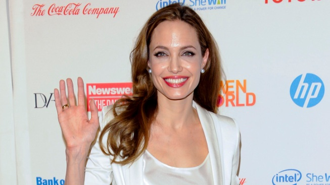 "Angelina Jolie Lines Up Next Directing Project: World War II Drama ""Unbroken"""