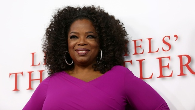 "Oprah ""Sorry"" for Switzerland's Flap"