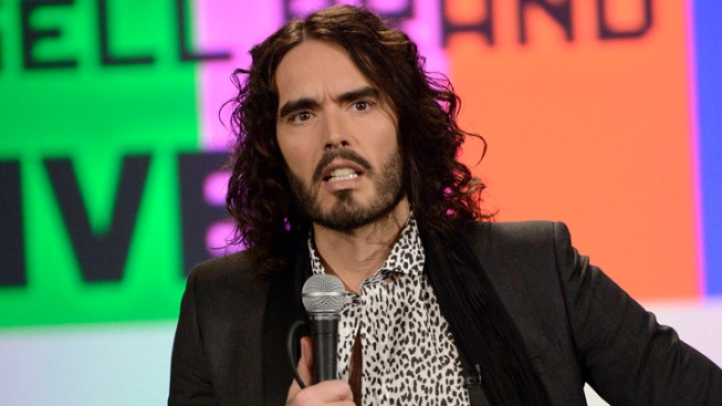 Russell Brand Scraps Mideast Shows Over Security