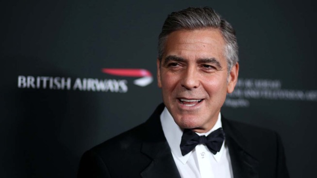 George Clooney Says He'll Never Join Twitter Out of Fear of Sending Drunk Tweets