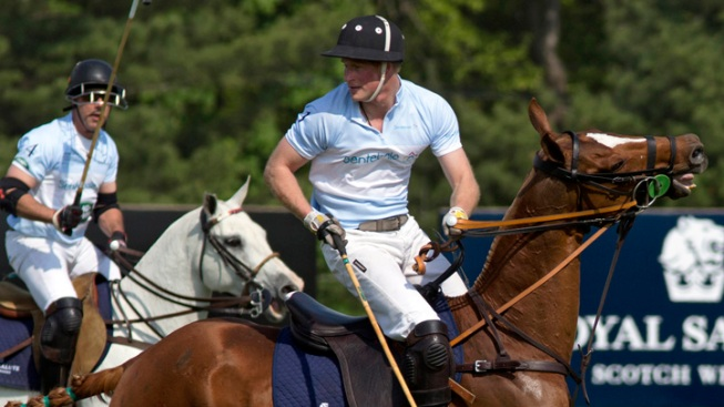 Prince Harry Ends U.S. Tour with Exclusive Polo Match in Greenwich