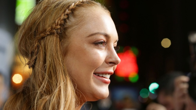 First Look: Lindsay Lohan's Exclusive Sit-Down Interview With Oprah Winfrey