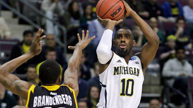 NCAA: Michigan Breezes Through VCU Press in 78-53 Win