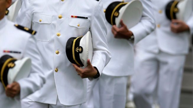 Three Naval Academy Football Players Face Sex Assault Charges